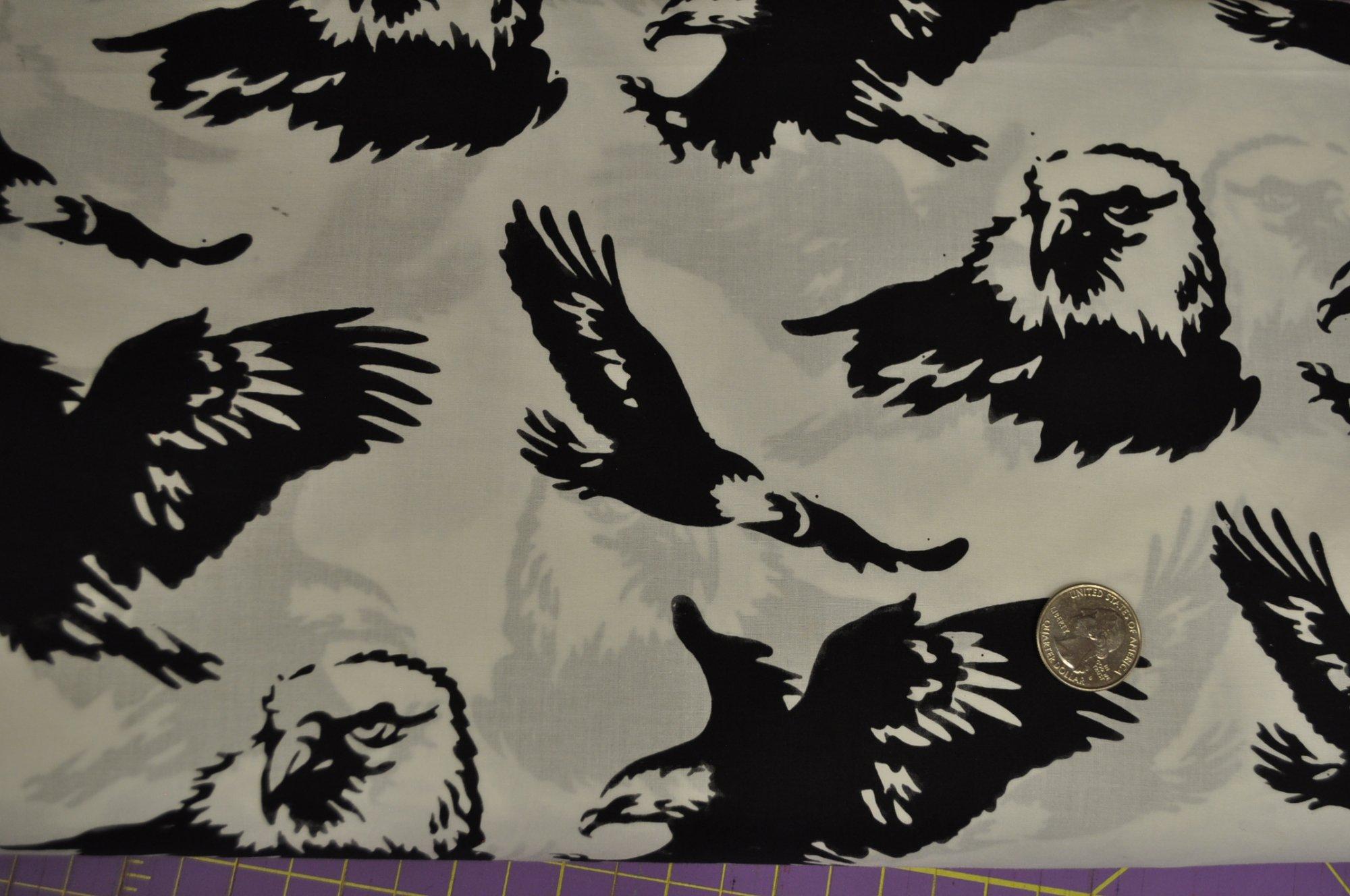 Bali Batik N2909-494 Raven