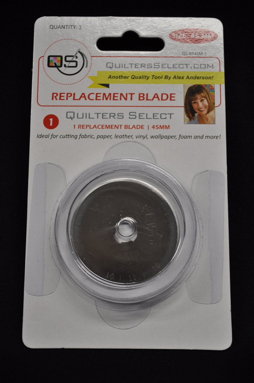 Quilters Select 1 Blade Replacement Pack