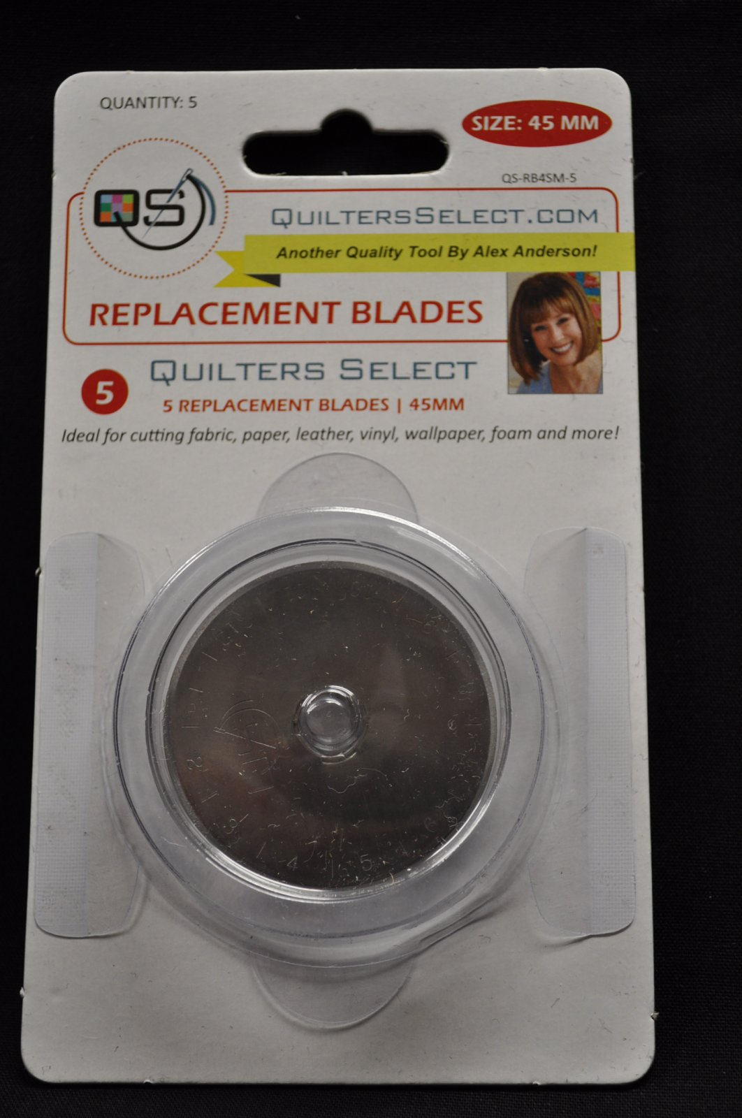 Quilters Select 5 Blade Replacement Pack