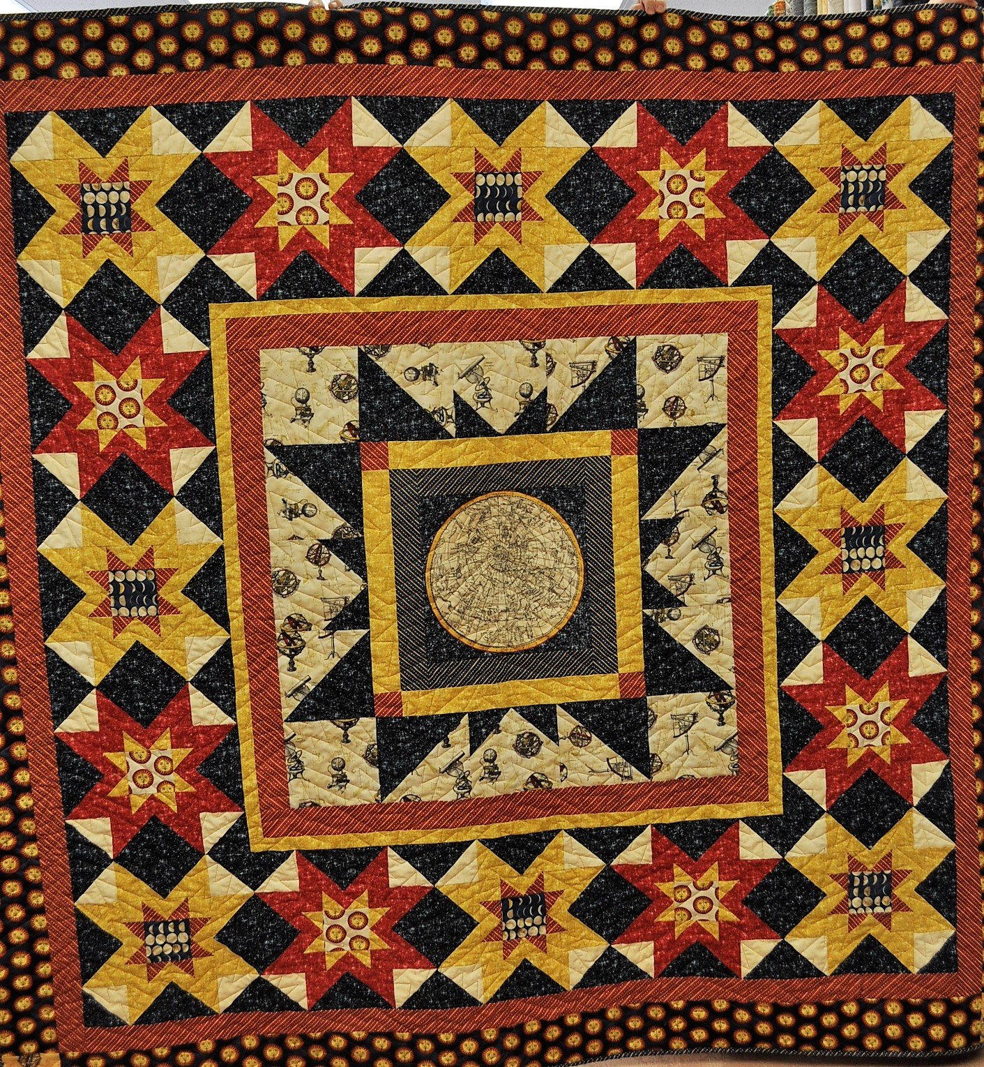 Star Gazer Quilt Kit