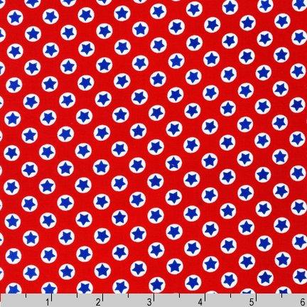 Freedom Small Stars Red - EZC-12957-203 Celebration