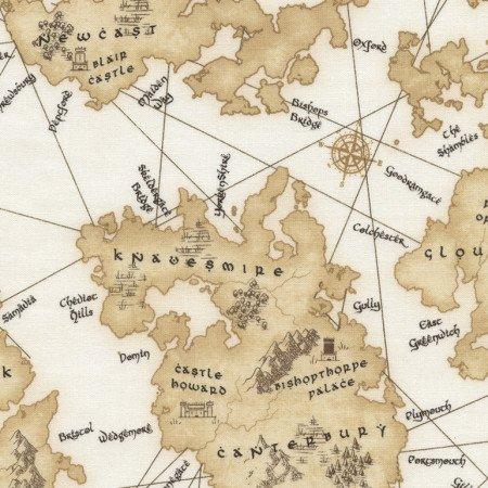 Map - C2711 ANTIQUE