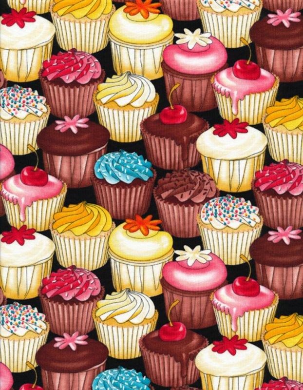 Cupcakes - GM-C5993 - MULTI