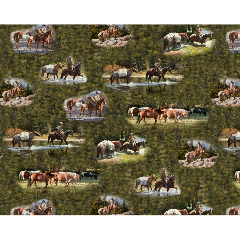 High Country Crossing MASD9108-G - Scenes