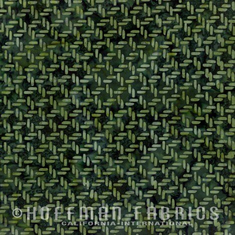 Bali Chop  - Lattice Loden