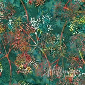 Bali Batiks - Elderberry Nirvana - P2055-538