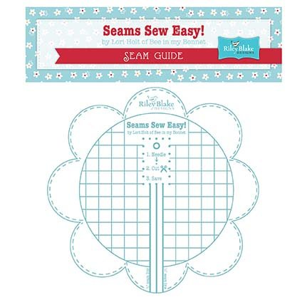 Seams Sew Easy!  Seam Guide