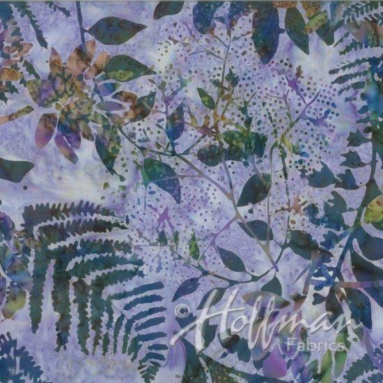 Bali Batik Floral Mix Q2140-369 - Monaco