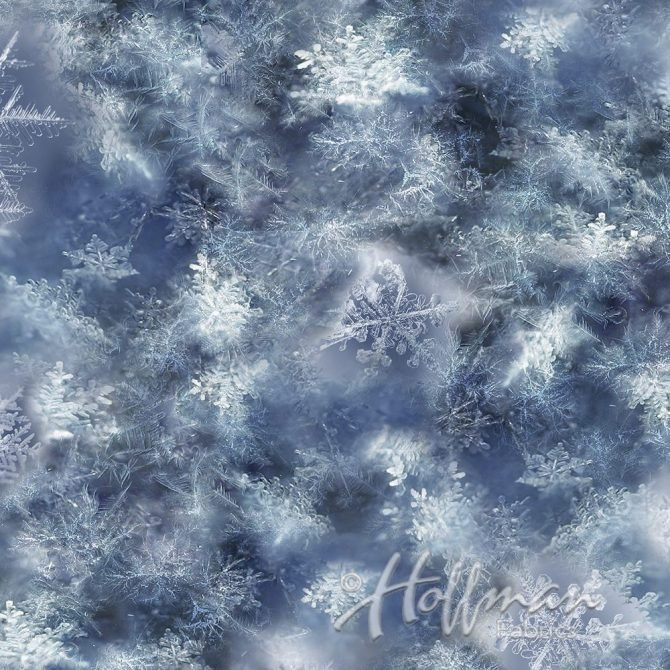 Call of the Wild Q4458-7<br>Snowflake Blue