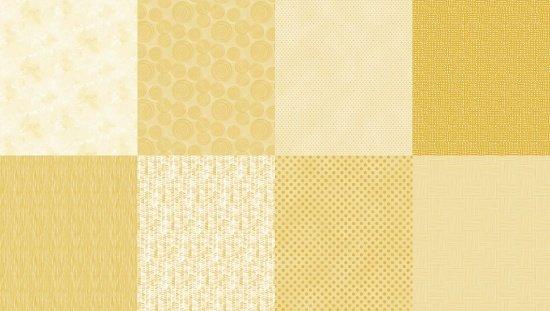 Details<br>Q4481-95 Mustard 2yd Panel