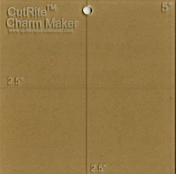 CutRite Charm Maker