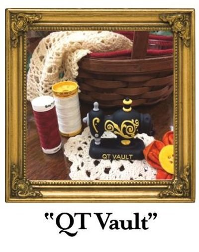 Quilt Trackers - The Vault