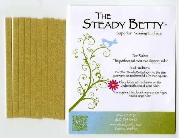 Strip Packs Steady Betty 1/4inx4in 10ct