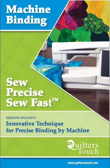 Sew Precise Sew Fast Machine Binding