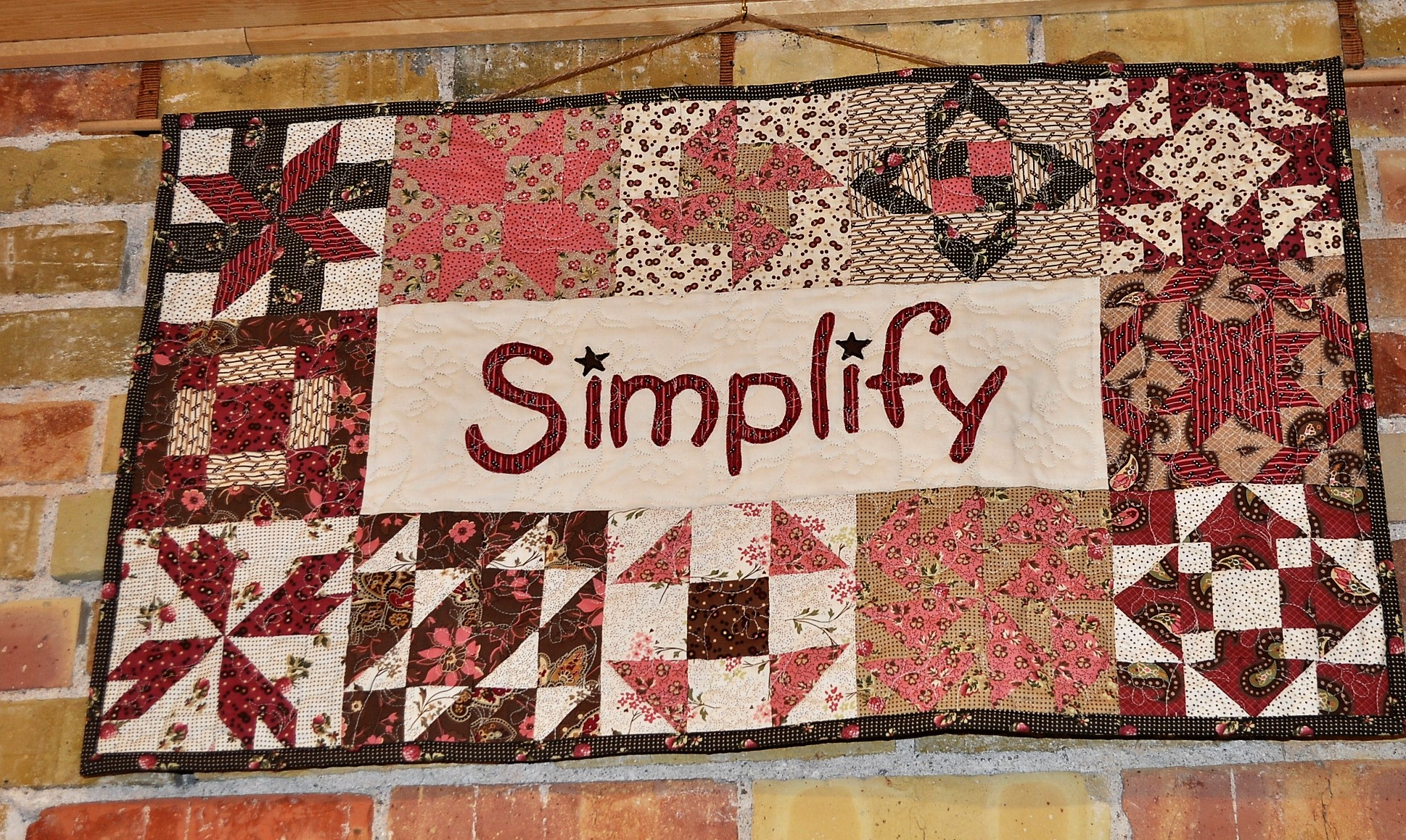 Simplify Sampler Kit - 18 x 30