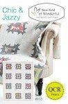 Chic & Jazzy Quilt Pattern