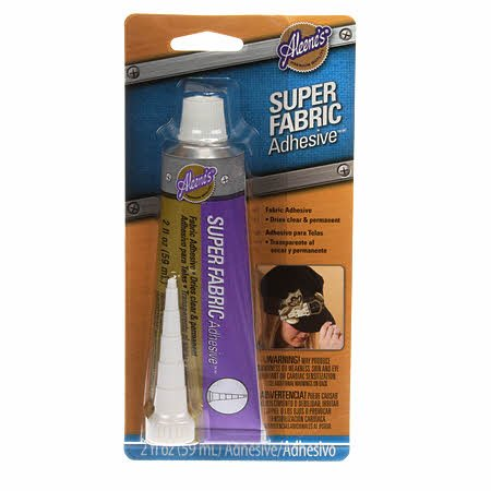 Aleene's Super Fabric Adhesive Glue
