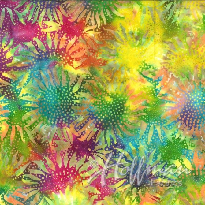 Bali Chop - 884-130 - Sunflower Multi