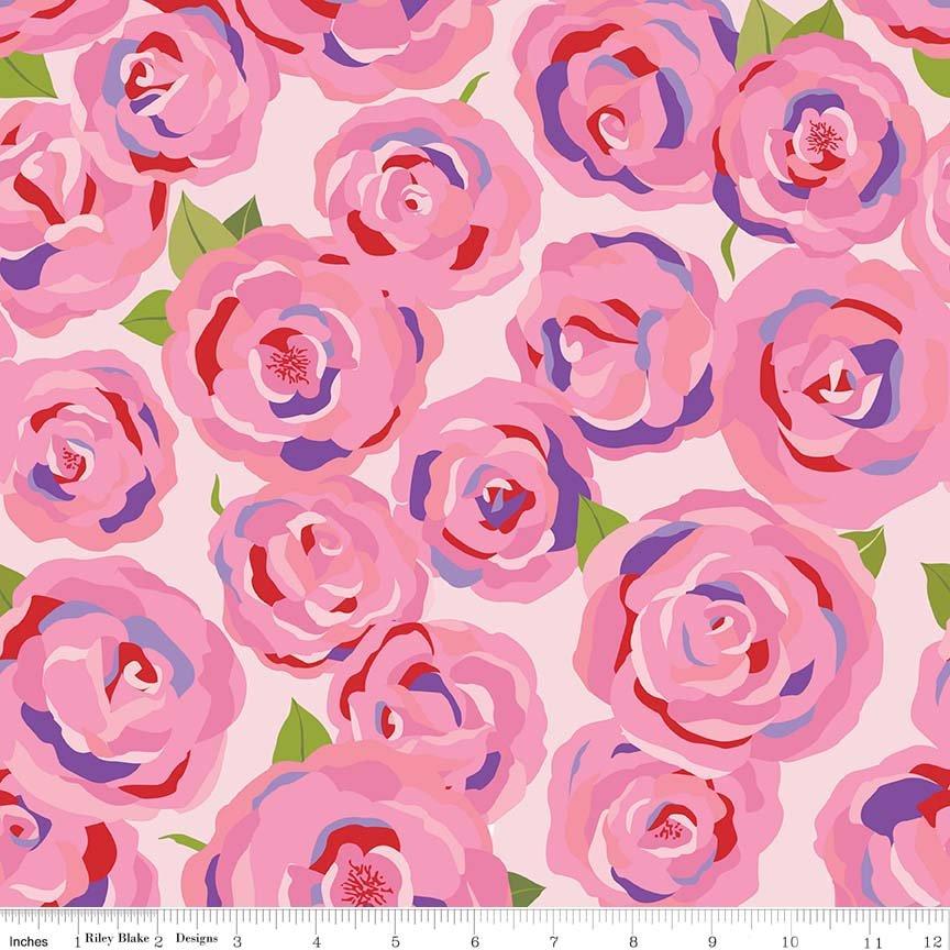 Coming Up Roses, Roses Main Pink