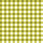 Country Cuisine, Gingham-Green