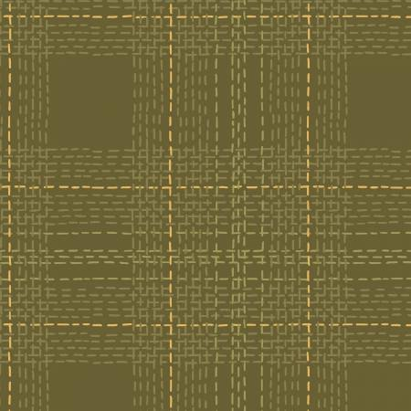 Rae Ritchie, Moss Dash Plaid, Flannel