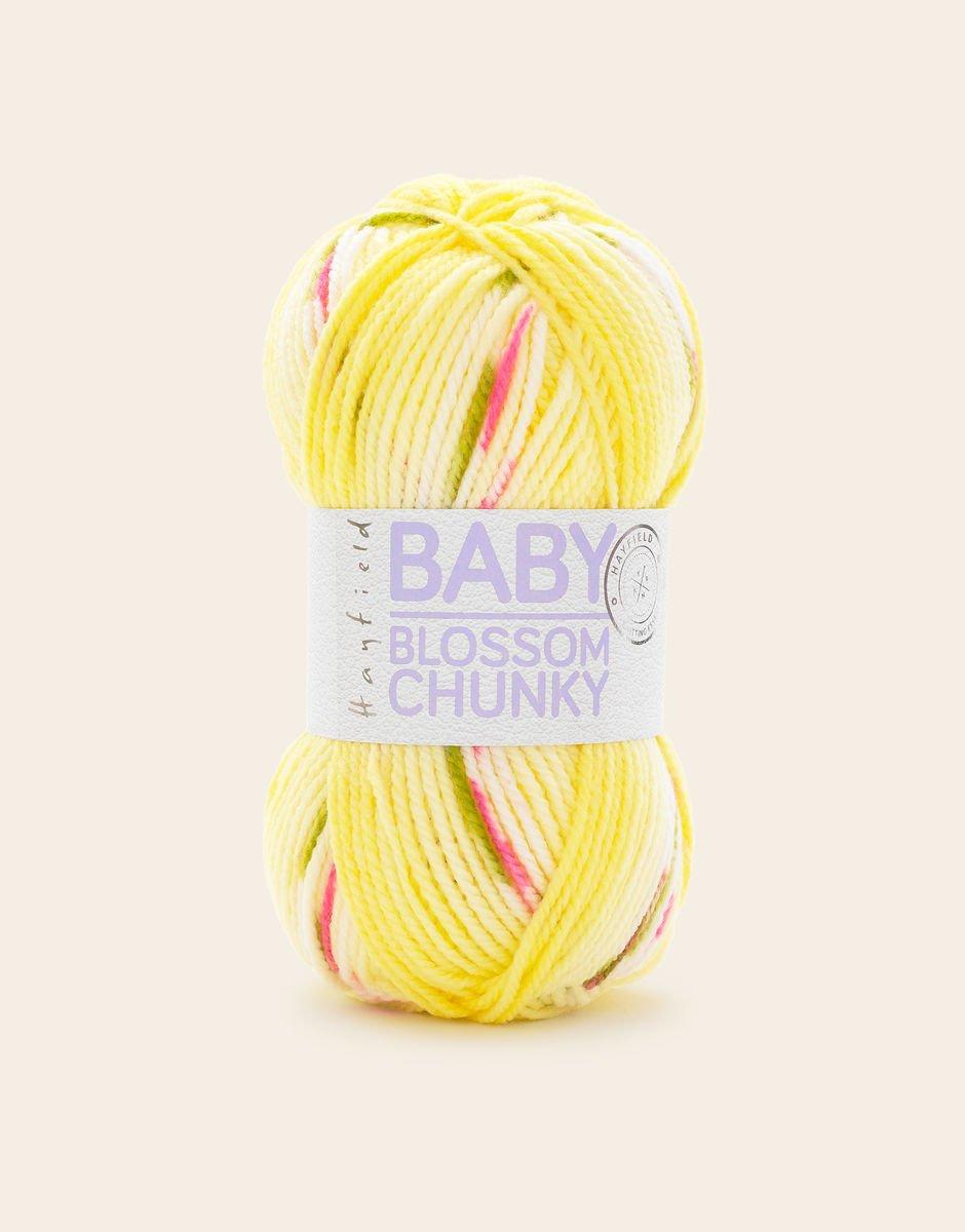 Hayfield Blossom Chunky, Pretty Primrose