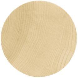 Wood Turning Shapes Circle 2.375
