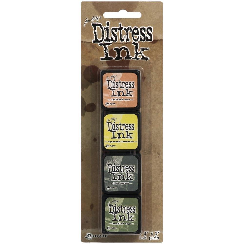 Mini Distress Inks #10