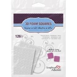 3D Foam Squares- Regular
