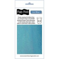 Wow Fab Foil- Ice Blue