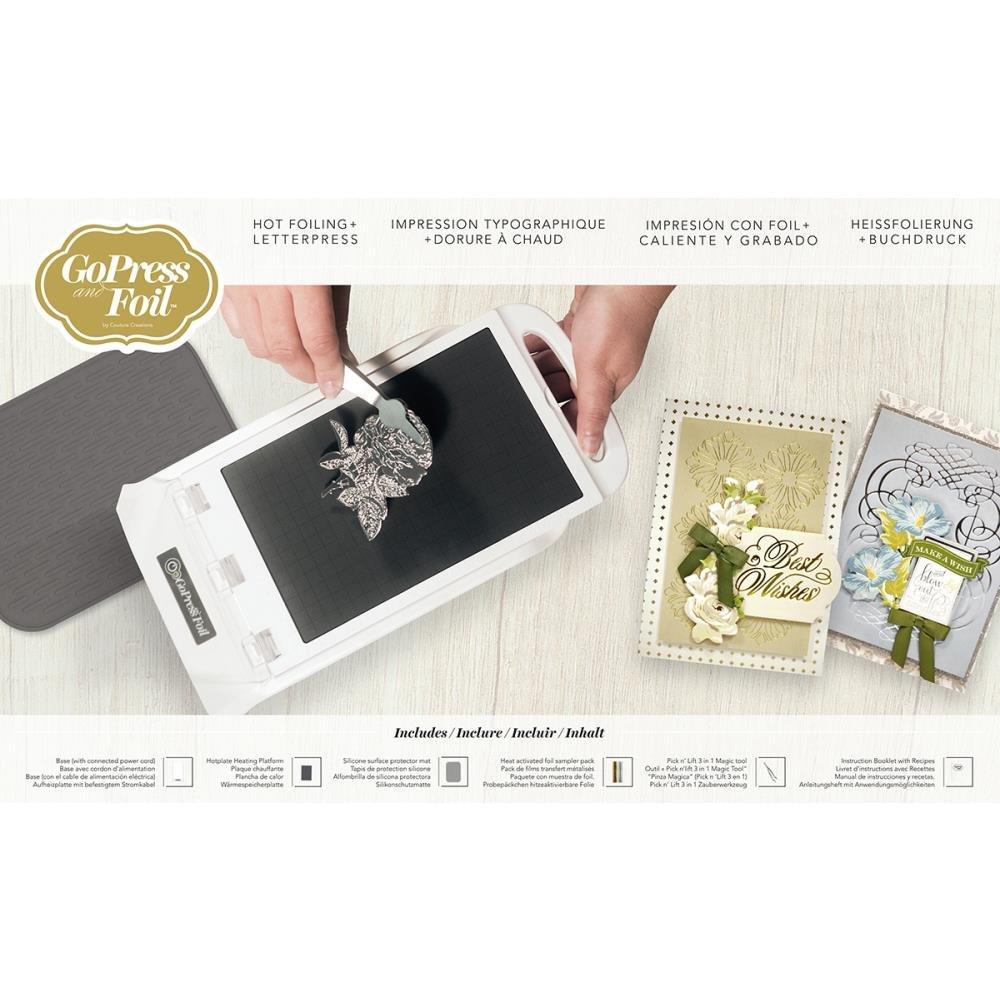 GoPress & Foil machine