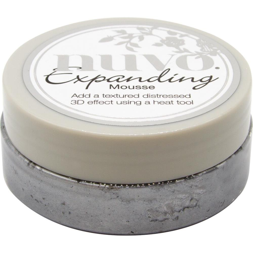 Nuvo Expanding Mousse-Gray Matter
