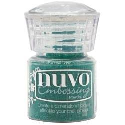 Nuvo Embossing Powder .74oz Shimmer Seas