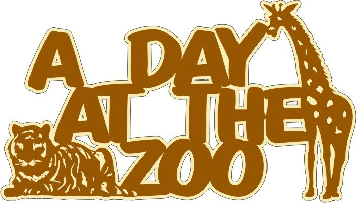 A Day at the zoo- Petticoat parlor