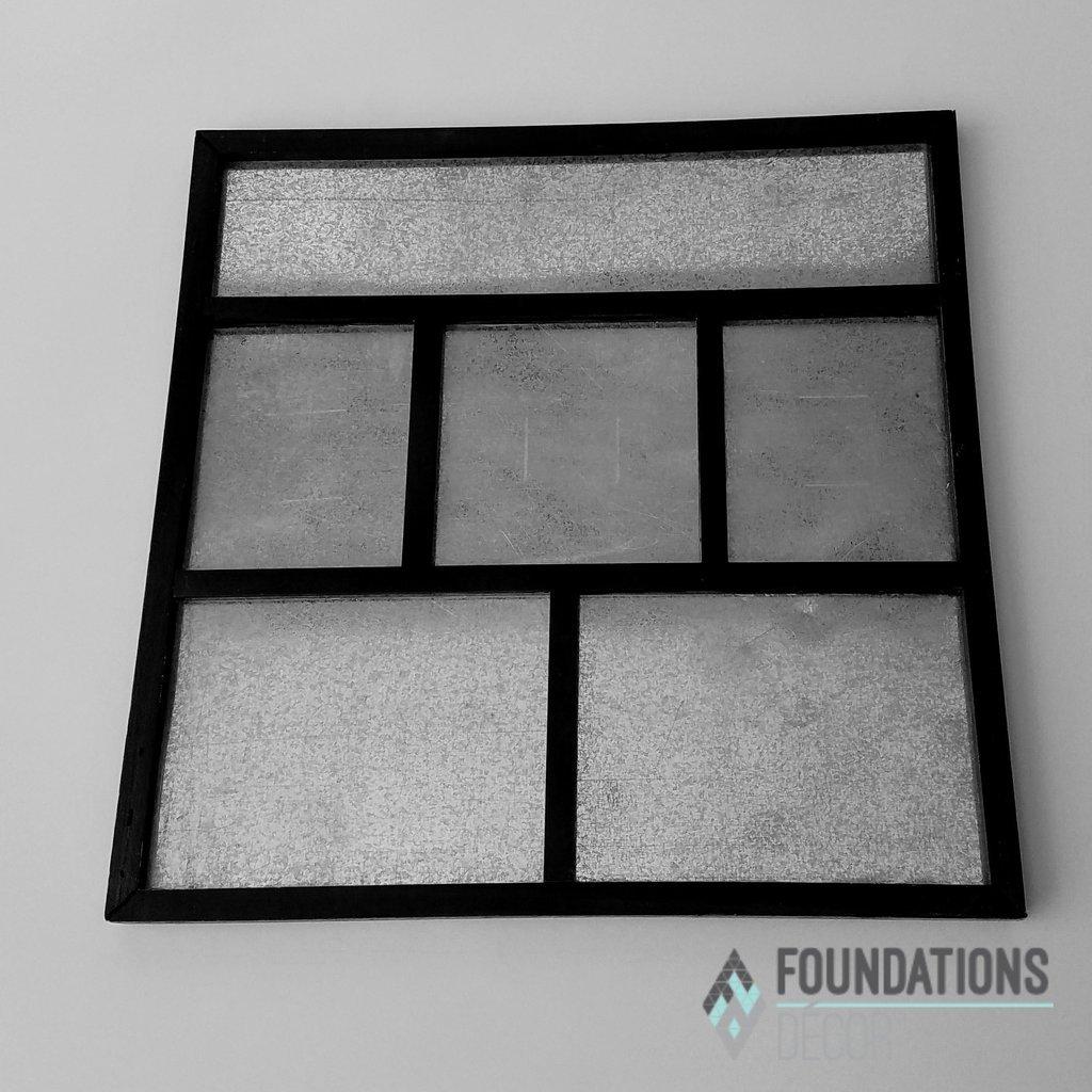 Magnetic Shadow Box- Black