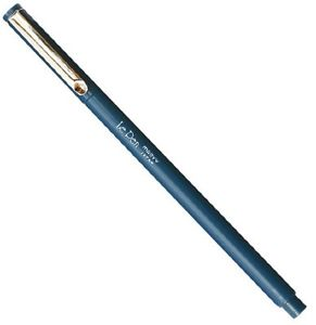 Le Pen .03mm Point-oriental blue