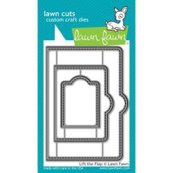 Lawn Cuts Custom Craft Die Lift The Flap