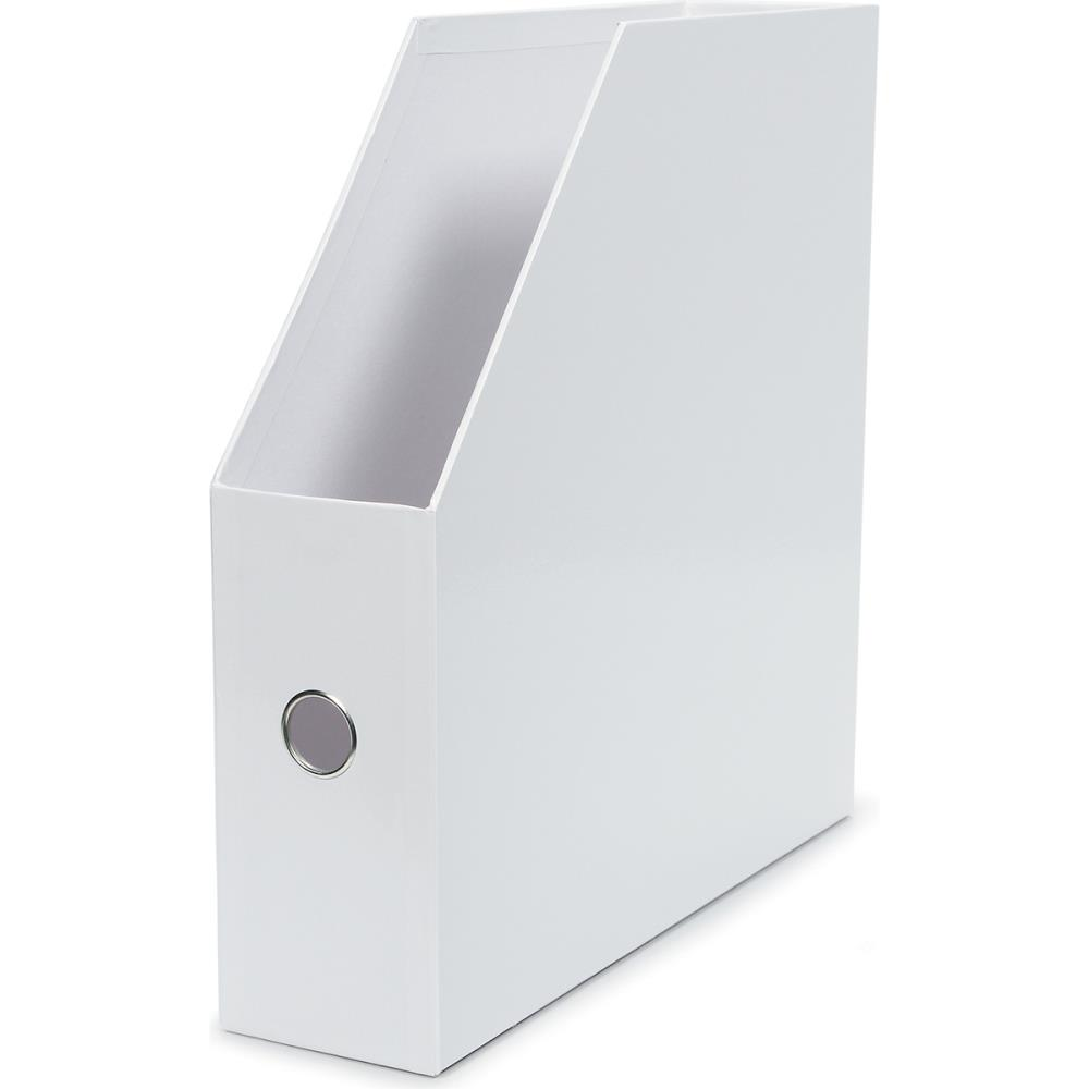 Darice Paper Holder- White