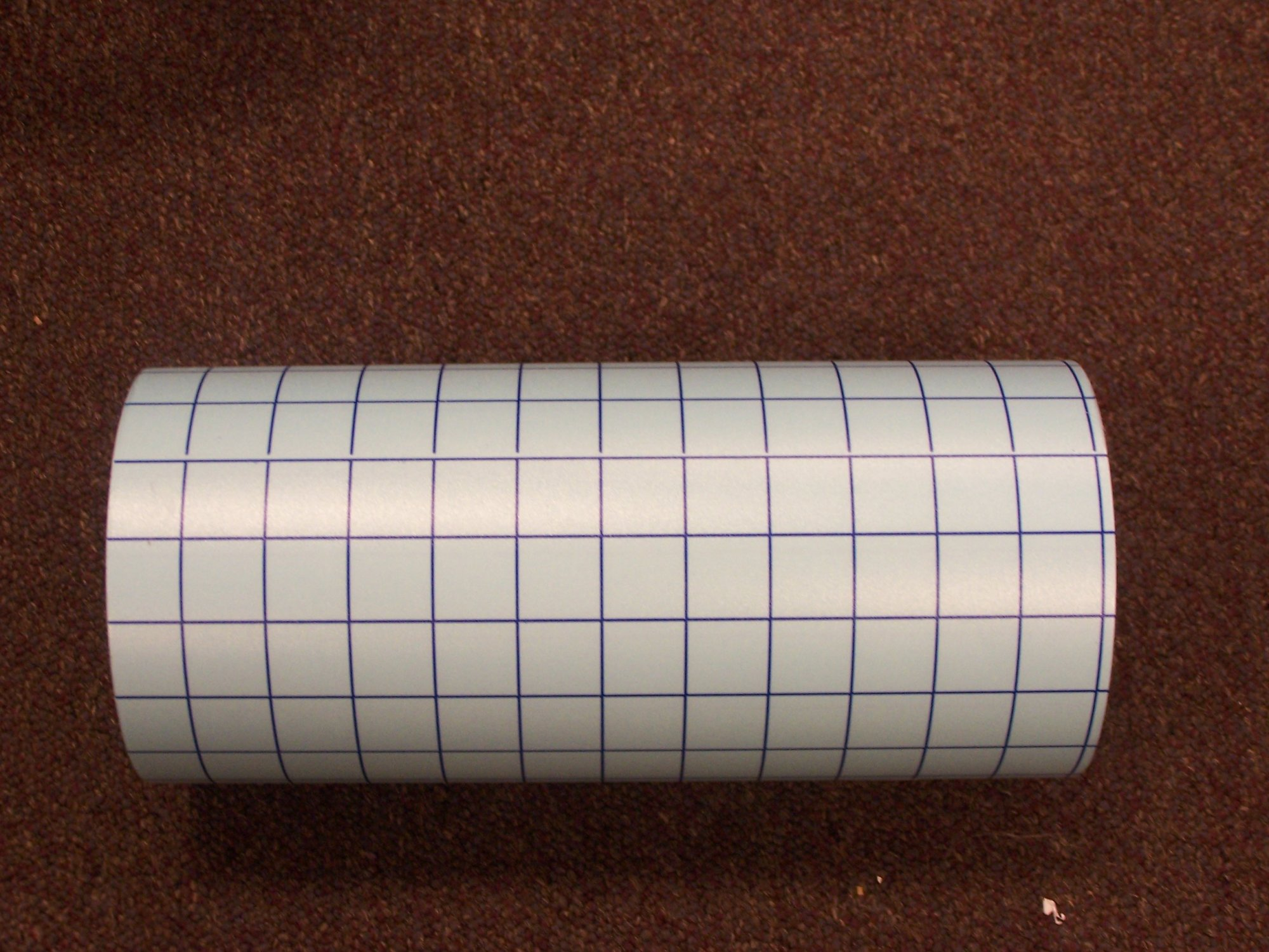 Transfer Tape 6' roll (Clear with Blue grid)