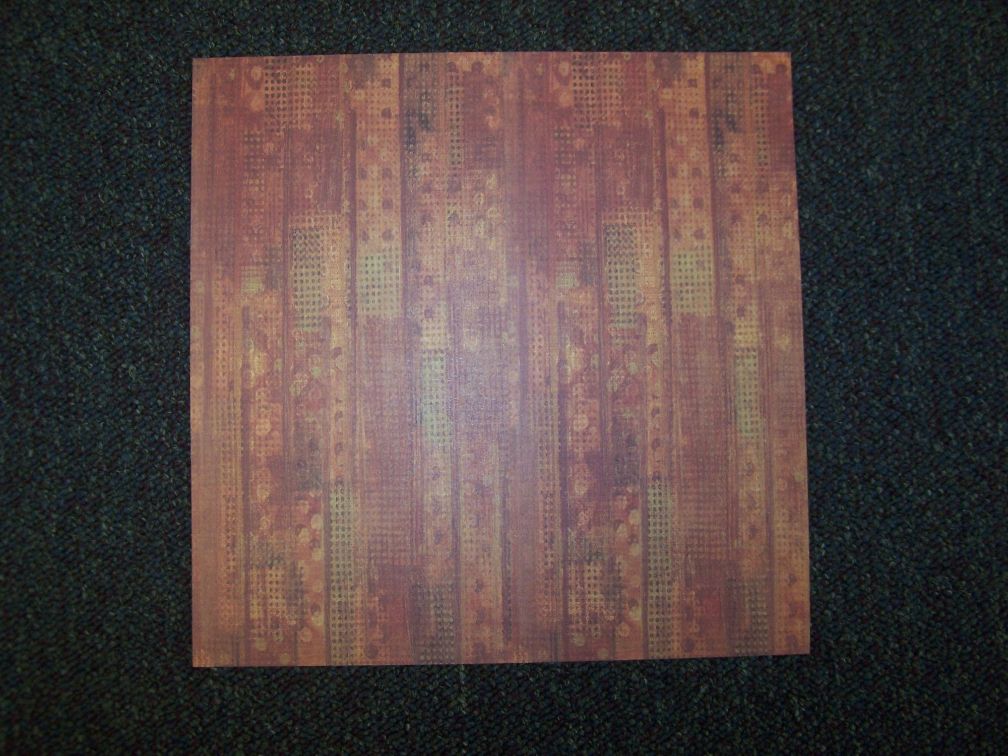 Dot Dash - Fall Collection 12X12 Adorn It Paper