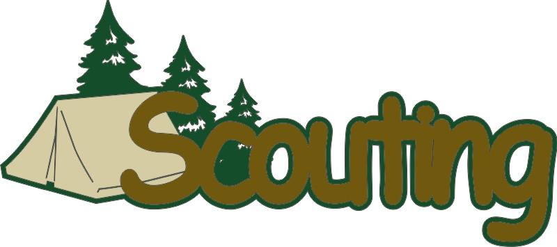 Die Cut Title- Scouting