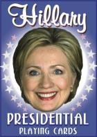The Hillary Presidential Deck Playing Cards