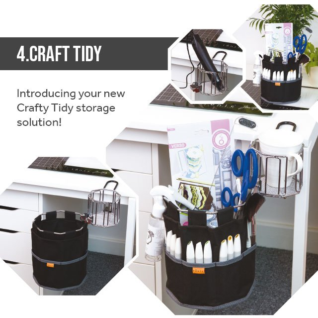 Tonic Studios Craft Tidy-PREORDER Shipping mid February