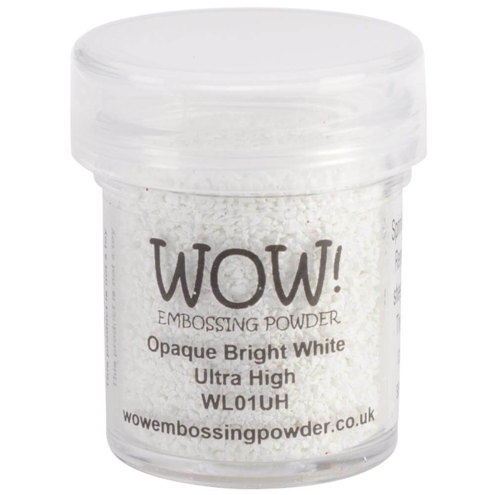 WOW! - Opaque Bright White Ultra High