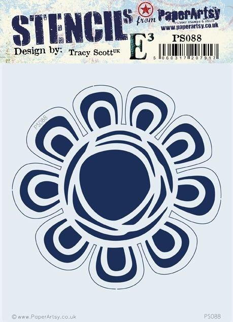 PA Stencil 88 - Paper Artsy