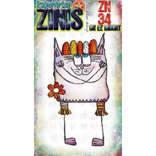 Zini 34 - Paper Artsy