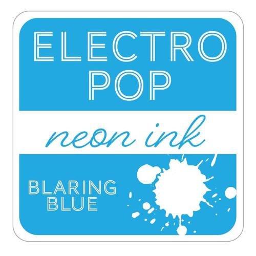 Electropop Ink Pad Blaring Blue - Gina K