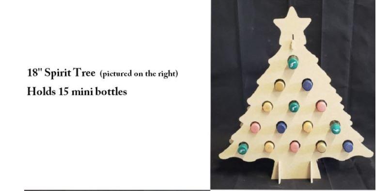 Spirit Tree Bottle Holder 18
