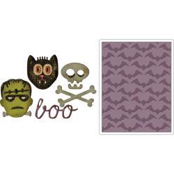 Halloween- Sizzix Sidekick Side-Order Set By Tim Holtz