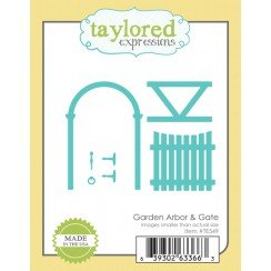 Taylored Expressions GARDEN ARBOR & GATE